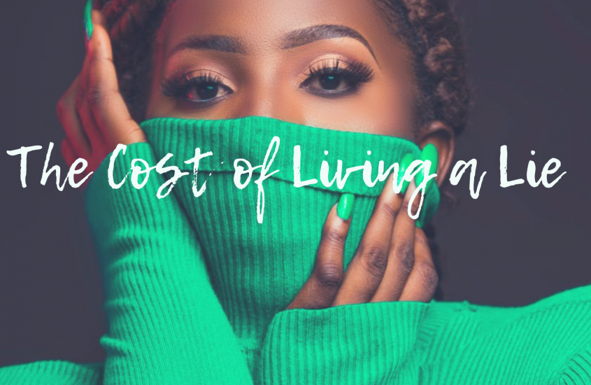 the cost of living a lie